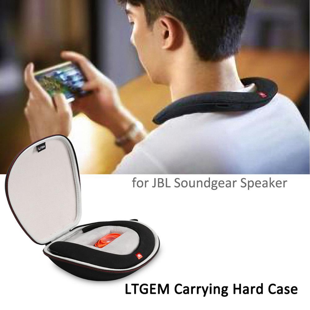 LTGEM EVA Жесткий Чехол для JBL Soundgear Speaker-Дорожная Защитная сумка для хранения