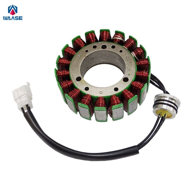 waase Motorcycle Engine Magneto Generator Charging Alternator Stator Coil For Honda Goldwing GL1000 GL1100 GL 1000 1100