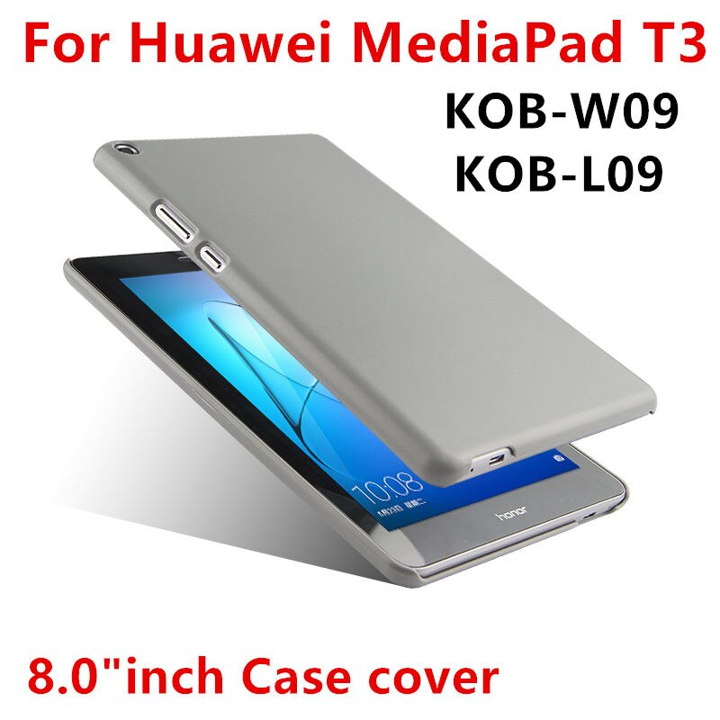 Чехол для Huawei Mediapad T3 8,0, защитный чехол T3 8, чехол для Honor Play Tablet 2, 5, 8, 8 дюймов, защитный чехол, задняя крышка