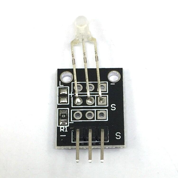 10 pçs/lote KY-011 5MM Dual-cor LEVOU Módulo