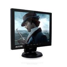 Deux routes 10.4 pouces moniteur vidéo entrée interface BNC HDMI USB VGA équipement de sécurité industrielle hd LCD moniteur ordinateur moniteurs