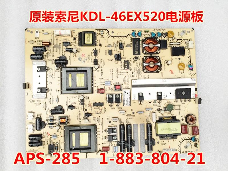 Original para Sony KDL-46EX520 Placa de potencia 1-883-804-11/21 APS-285