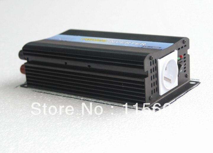 CE & ROHS % GMC inversor de onda sinusoidal pura para uso doméstico/industrial, 600 W CC 48 V a CA 230 V un año de garantía