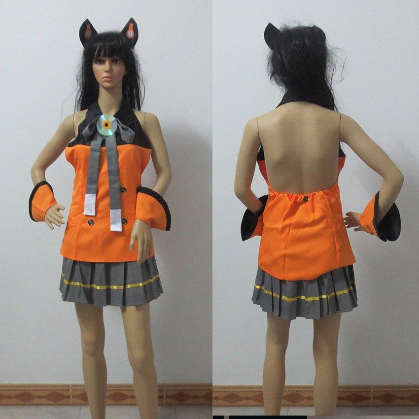 VOCALOID 3 Korea Seeu Cosplay Anime Maß Uniform Nach Maß Irgendeine Größe