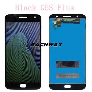 """Image 5 - Оригинальный ЖК дисплей для Motorola Moto G5S PLUS ЖК дисплей G5S XT1792 ЖК сенсорный экран дигитайзер 5,2 """"для Motorola Moto G5S ЖК дисплей"""
