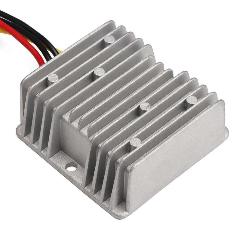 Impermeabile 48V a 24V 10A 240W di Tensione Riduttore DC Step Imbottiture Convertitore 30-60V a 24V 10A DC Buck Converter