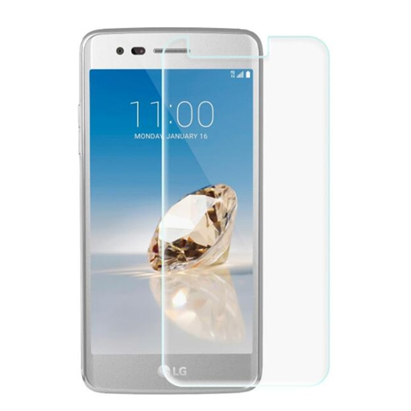 For LG Aristo LV3 MS210 V3 Screen Protector Toughened Protective Film Guard 9H 2.5D Premium Tempered