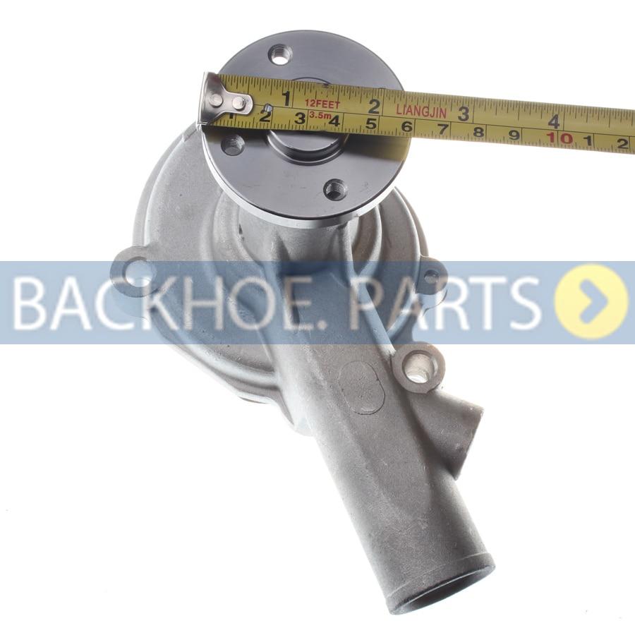 Bomba de agua con junta MM401401 para Tractor Iseki TX1300 TX1500