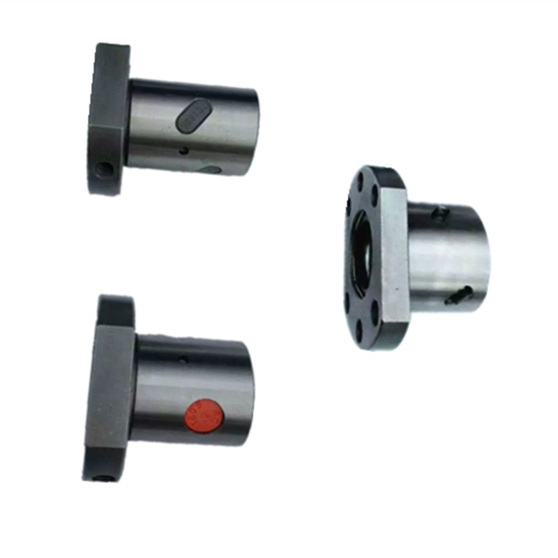 1pcs RM1605 SFU1605 ballscrew nut 16 mm ball screw single nut match use 1605 nut housing bracket CNC DIY Carving machine parts