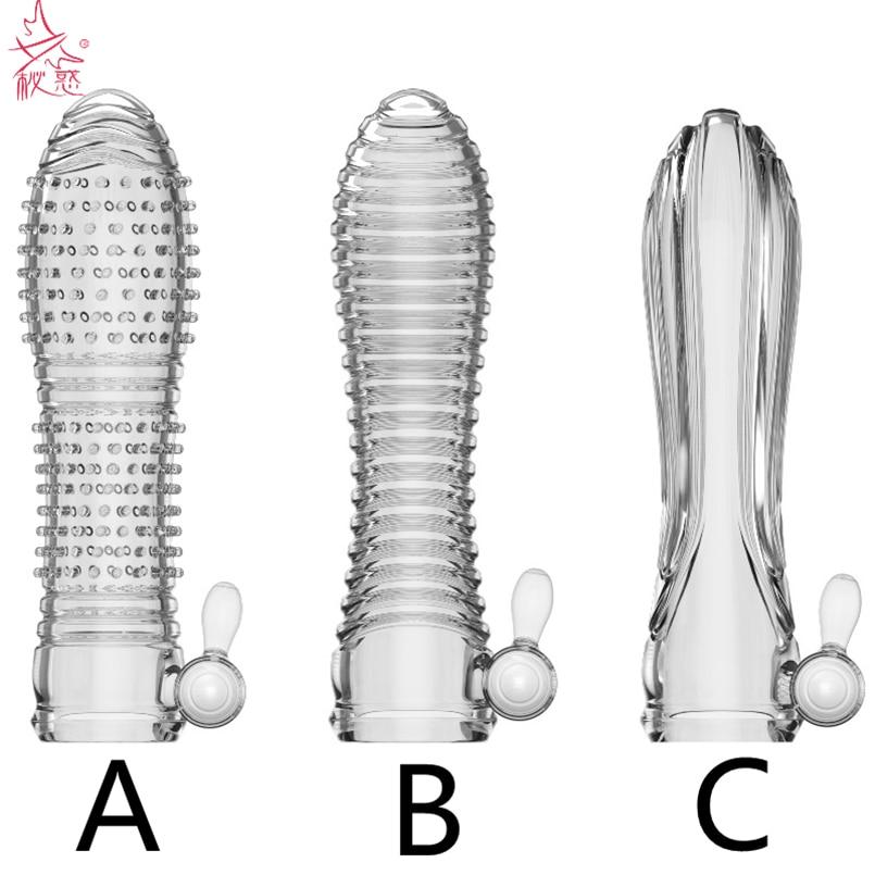 3 tipos de condones hilo de gránulos línea ondulada retraso ampliación pene manga huevo vibrador reutilizable preservativo adulto juguetes sexuales para hombres