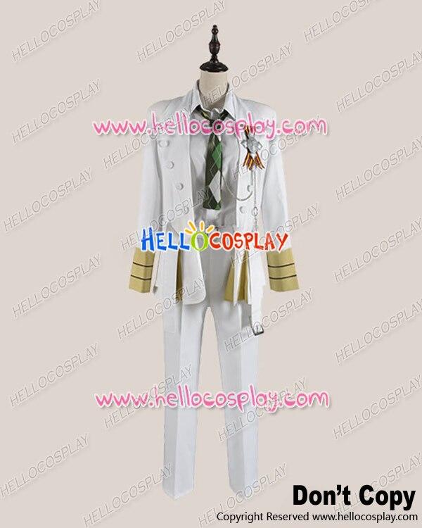 Uta No Prince Sama 2000% Cosplay Natsuki Shinomiya OP Costume H008