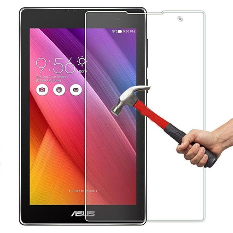 2 uds. Protector de pantalla de vidrio templado para tableta ASUS Zenpad C 7,0 pulgadas Zenpad7 Z170C Z170CG LCD Anti explosión película protectora 7