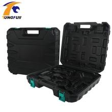 Boîte à outils de meulage dremel accessoires perceuse avec accessoires boîte de rangement de forage peut accueillir 350 pièces ccessoires de broyeur électrique