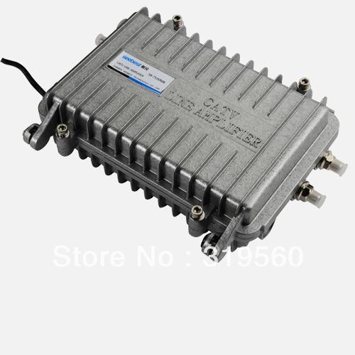 Seebest-Cable divisor de amplificador de señal, amplificador CATV de maletero, 2 salidas,...