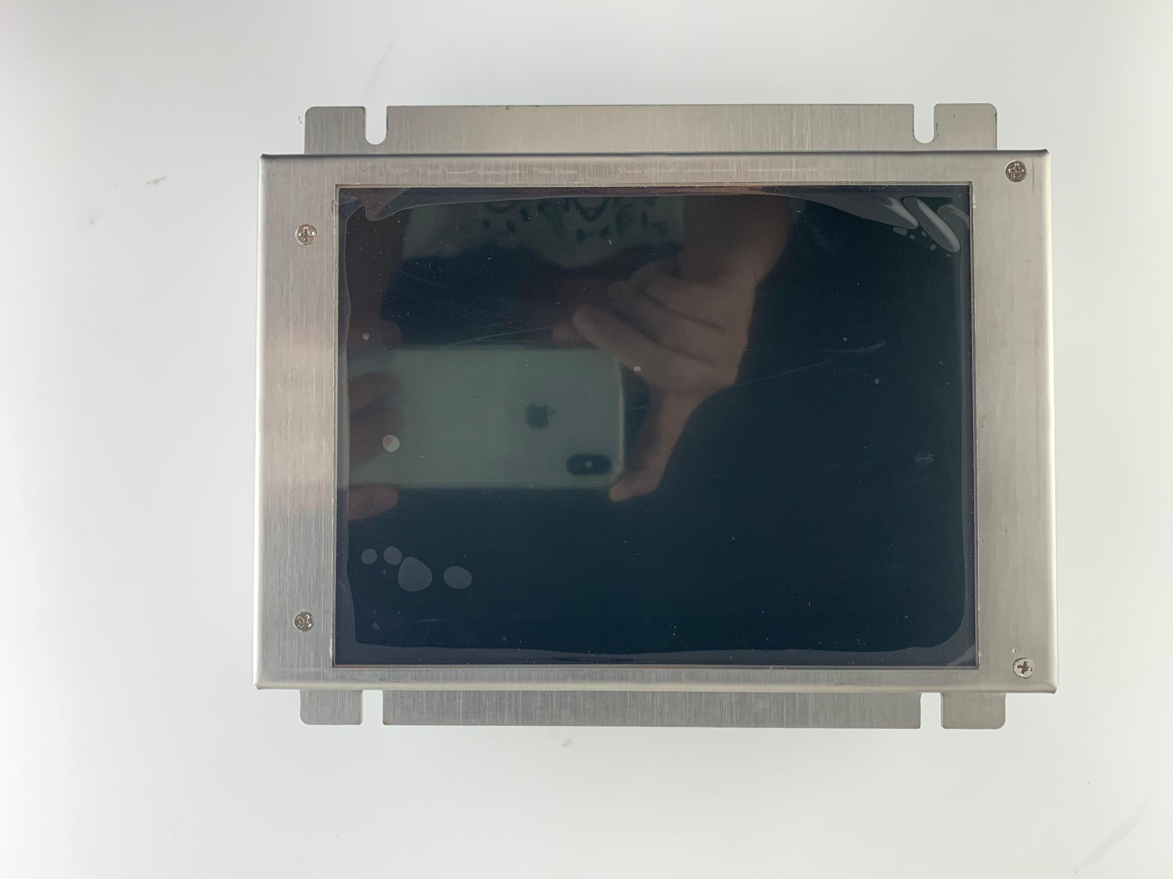 A61L-0001-0072 متوافق LCD عرض 9 بوصة ل CNC آلة استبدال CRT رصد ، دينا في المخزون