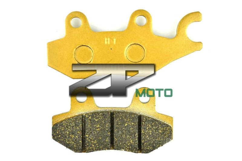 Orgánica Kevlar Pastillas De Freno Para ATV KAWASAKI KRF 750 SAF/SAFA/SBF/SBFA/SCS/SCSA/SDF (Tyrex 750 Fi 4x4 Sport) 10-13 Delantero Derecho Nuevo