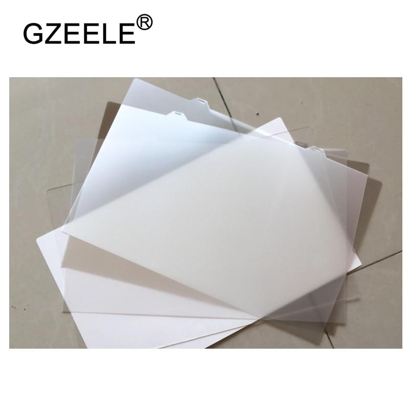 GZEELE-شاشة LCD LED لجهاز Macbook Air ، جديدة ، للموديلات A1370 ، A1465 ، A1369 ، A1466 ، A1398 ، A1502 ، A1534 ، الخلفية ، الخلفية