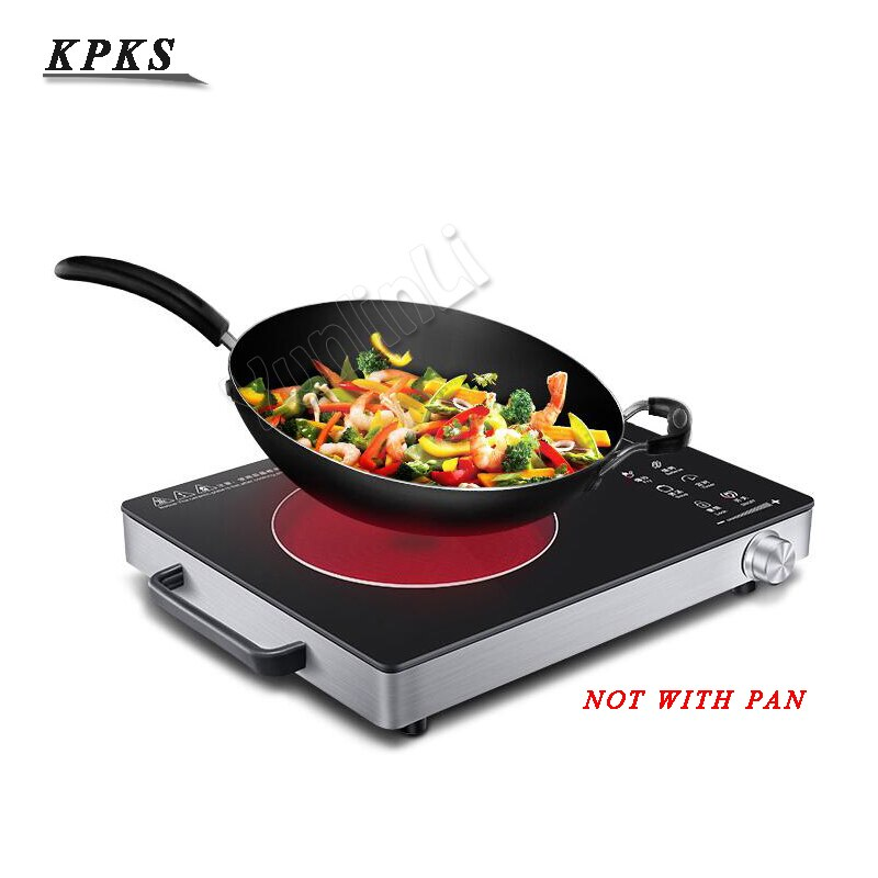 Infrared Induction Cooker Intelligent Oven Electric Wave Furnace Hot Pot Radiant-Free Induction Cooker CDL-20F03C