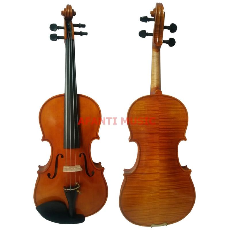 1/4 Violin / Afanti Music Ebony Fingerboard 1/4 Violin (AVL-042)