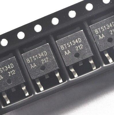 Placa de ordenador de coche BTS134D a-252 interruptor de potencia inteligente de gama baja triode BTS134