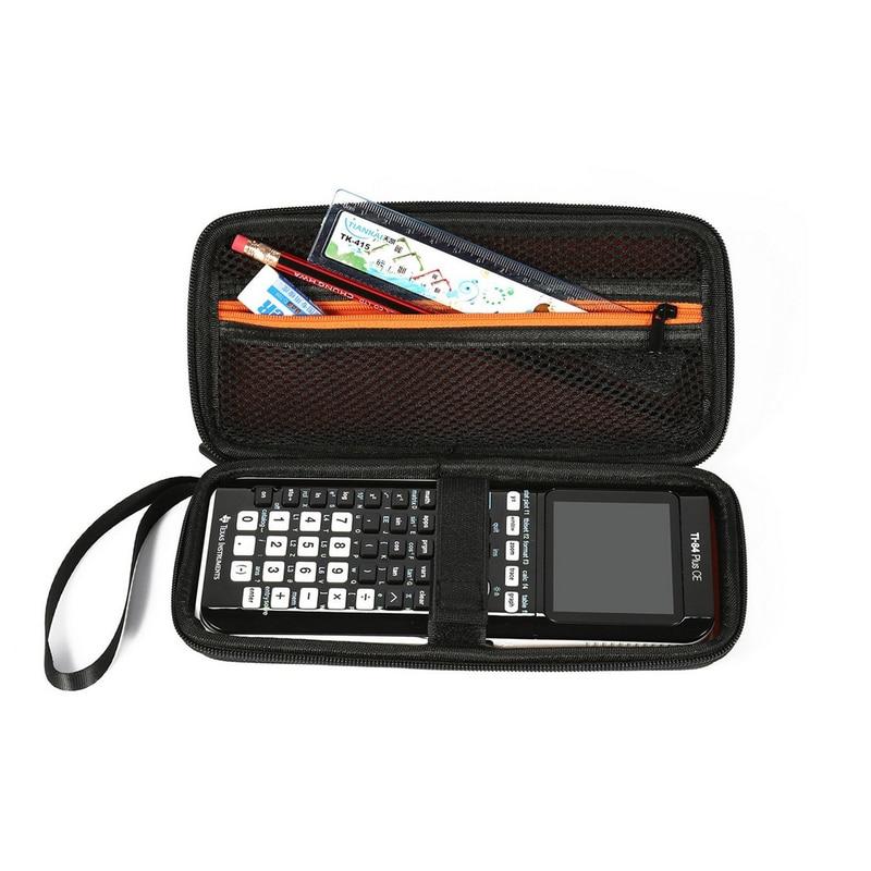 Hard Storage Case Bag Protective Pouch Box for TI-83 Plus / TI-84 Plus CE / TI-84 Plus / TI-89 Titanium / HP50G Calculator