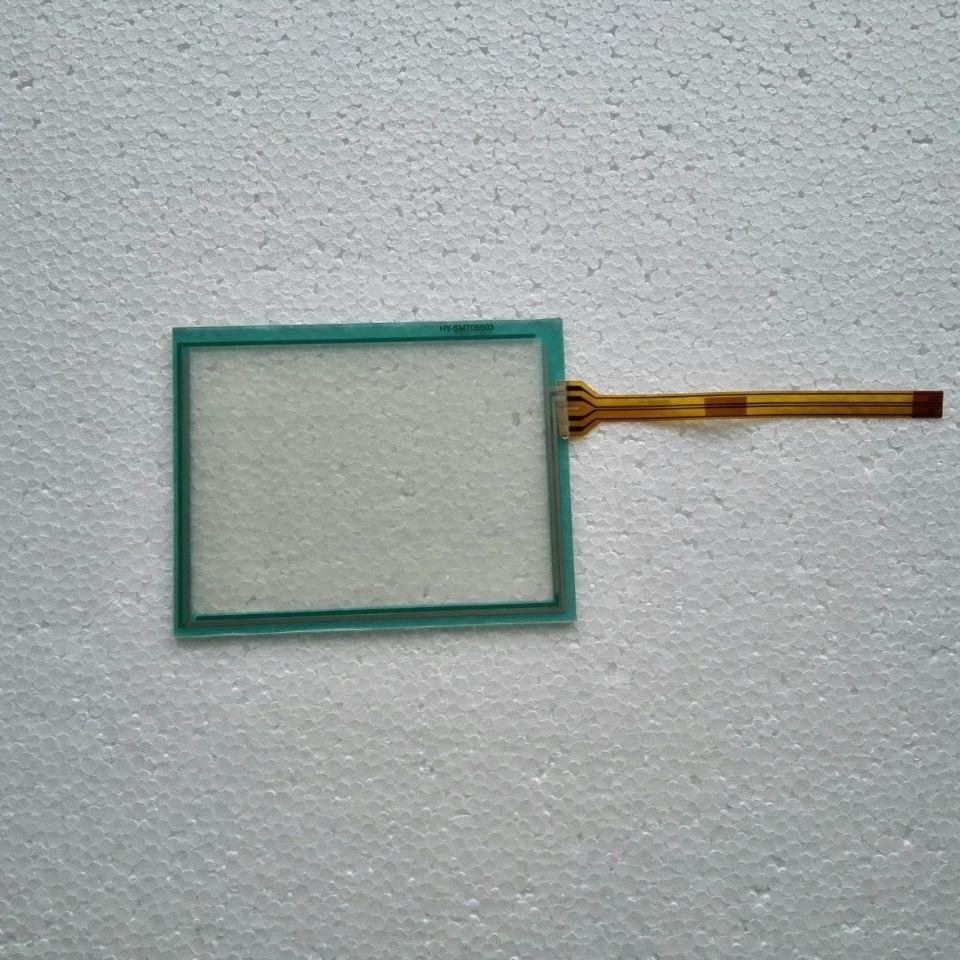2711P-T6M5D 2711P-T6M5D اللمس الزجاج لوحة ل HMI لوحة إصلاح ~ تفعل ذلك بنفسك ، جديد ويكون في الأسهم