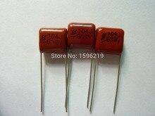 10 adet CBB 104 630V 104J CBB21 0.1UF 100nF P10 metalize polipropilen Film kapasitör
