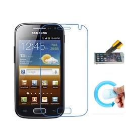 Нано Взрывозащищенная (мягкое стекло) прозрачная защитная пленка для Samsung Galaxy Ace 2 I8160 GT-i8160