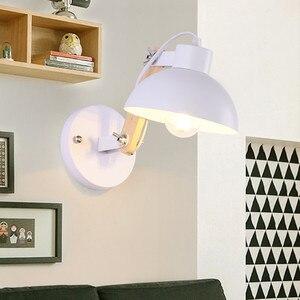 Настенный светильник BEIAIDI, настенная лампа в скандинавском стиле, для гостиной, спальни, коридора, отеля, комнатное освещение, осветительные...