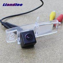 Liandlee-caméra de Vision arrière de voiture   Pour Toyota RAV4/Vanguard, pas de roue de rechange sur porte/caméra de parc dinversion/CCD Vision nocturne
