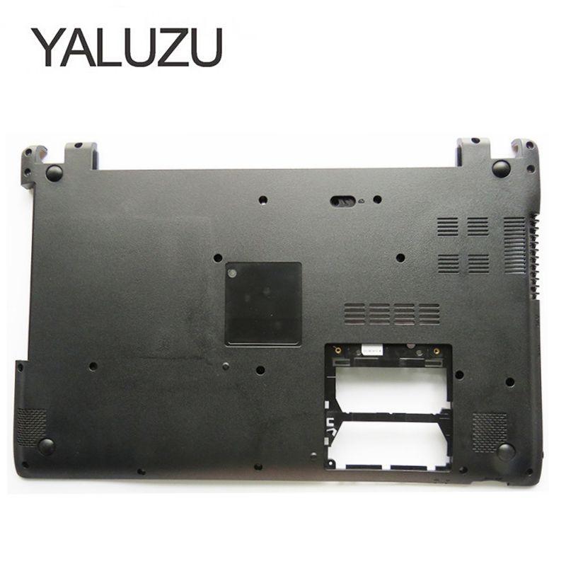 YALUZU New laptop Bottom base case lower cover For Acer Aspire V5-571 V5-571G V5-531G V5-531 MainBoard Bottom Casing case black