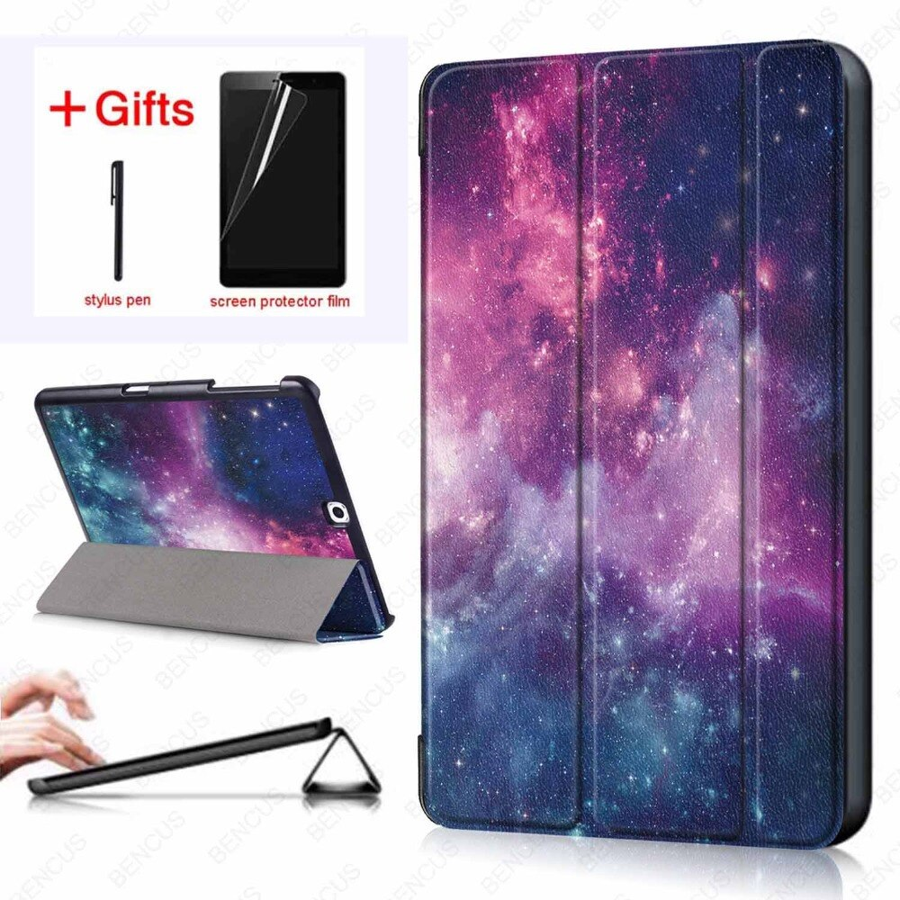 PU Ledertasche Für Samsung Galaxy Tab S2 9,7 Klapp Fall Abdeckung für Samsung Tab S2 9,7 SM-T815 T810 T813 t819 tablet fall