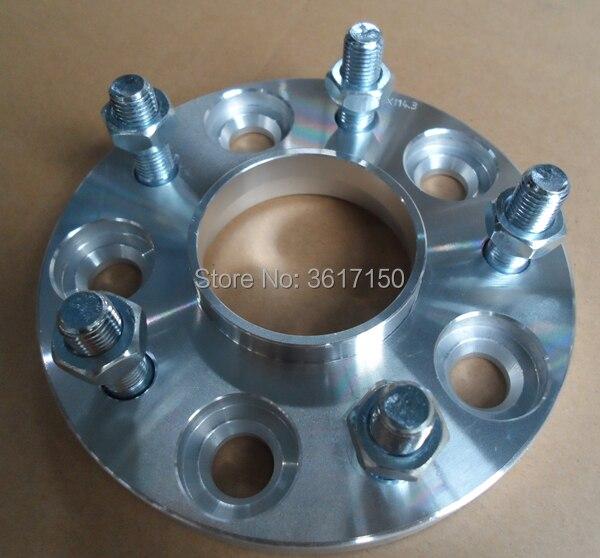 38 мм колесные адаптеры PCD 5x114,3 до 5x114,3 CB 67,1-67,1 мм колесные шпильки M12X1.5