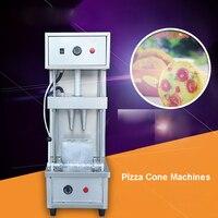 Cheap price pizza cone making machine/umbrella cone pizza /cone pizza Double head sweet pizza machine commercial  110V/220V