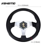 13 Cars Sports Steering Wheel Fashion Racing Parts Racing Wheel Universal Auto Modified Steering Wheel Hub Button