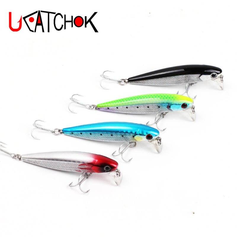 1pcs/pack Minnow lure small size ultra light 5.5g 70mm trout fishing bait hard plastic bionic wobbler