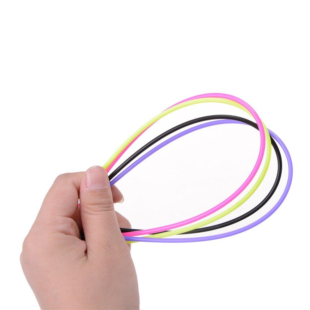Útil 4 Uds Antena de plástico tubo Antena de receptor con tapa para 2,4 ghz receptores 1/5 1/8 1/10 RC repuestos de coche