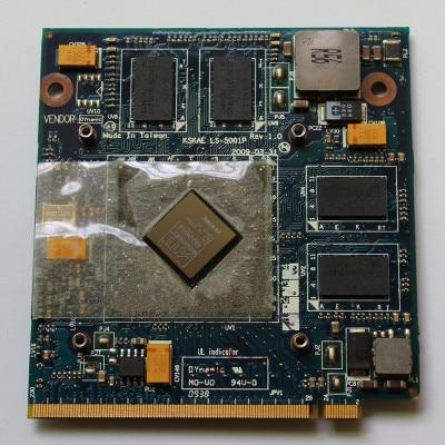 HD4650 M96 512MB 216-0729042 K00005001 WK910 K LS-5001P KSKAE DDR3 vídeo VGA tarjeta para TOSHIBA A500 L500 L550 portátil