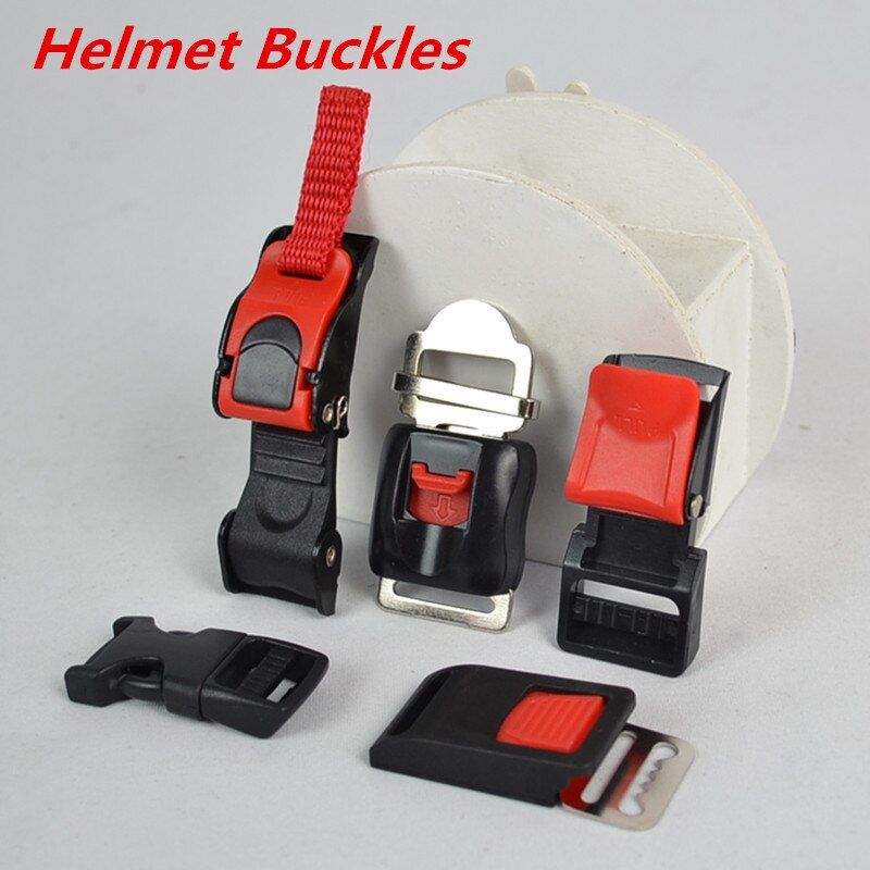 Envío Gratis hebillas para casco de motocicleta hebillas para casco de bicicleta