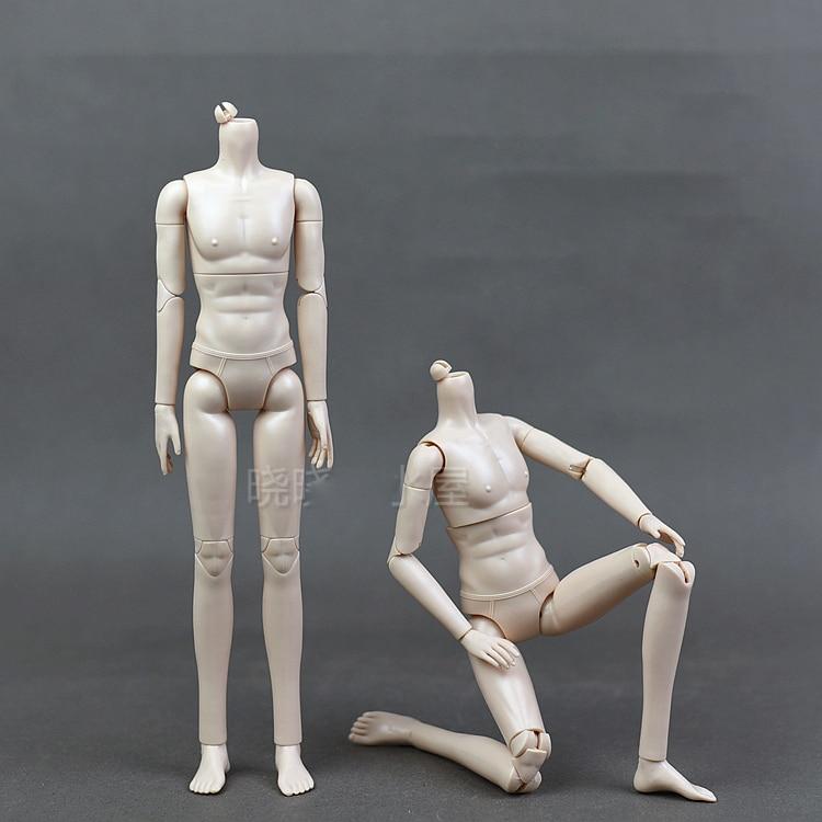Muñeca de maquillaje sin cuerpo, con 20 articulación movible, para el novio...