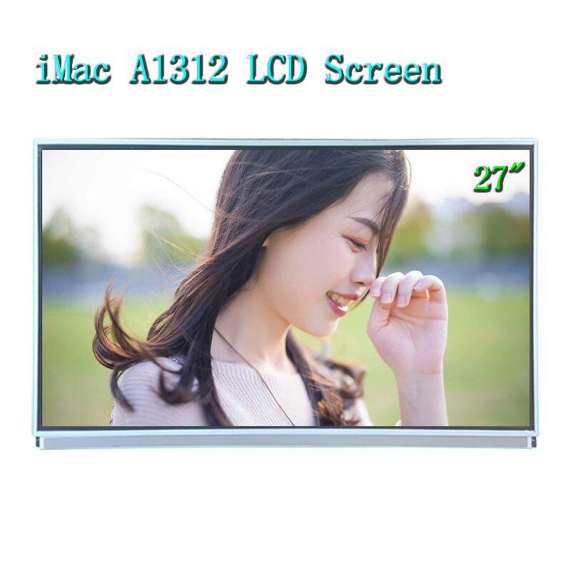 "¡Nuevo! Pantalla LCD LM270WQ1 SDE3 SD E3 para iMac A1312 2K, 27 "", Mid 2011, año MC813 MC814, ordenador todo en uno de 100% genuino"