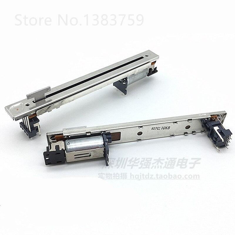 Atenuador eléctrico RSA0N11M9A0J DM1000 M7CLLS9 potenciómetro mezclador Longitud Total 146,5 MM carrera 100MM