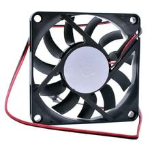 Революция в системе охлаждения вентилятор 7010 7 см 70 мм 70x70x10 мм DC 5 В USB Ультратонкий Вентилятор охлаждения