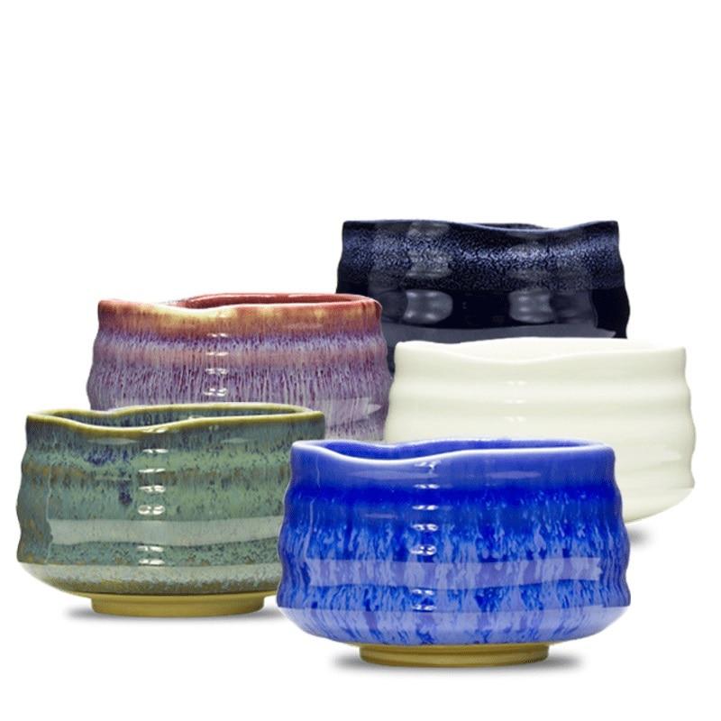 Высокое качество матча чавана чаша для маття матча чайный набор Аксессуары Япония церемониальный матча миска для смешивания