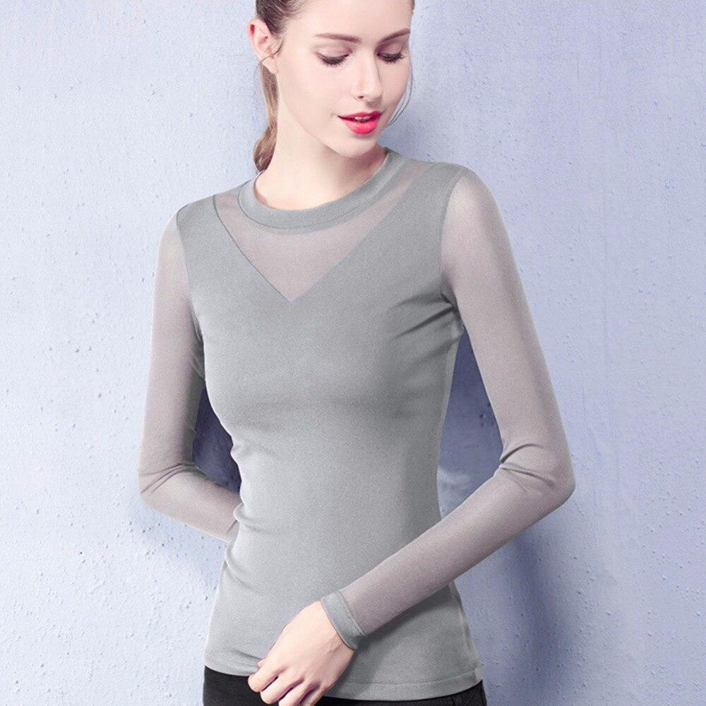 Tops de baile modernos baratos para mujer, camisa de manga larga de 4 colores, Ropa de baile femenina joven, ropa femenina india, vestido de salón Galop 5068