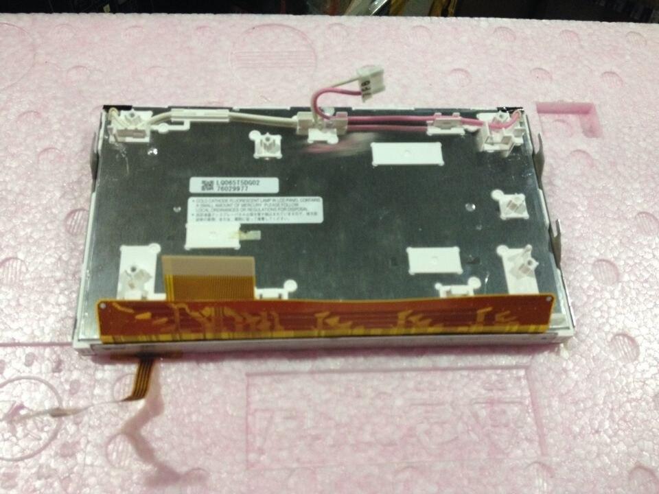 6,5 pulgadas LQ065T5DG02 pantalla LCD