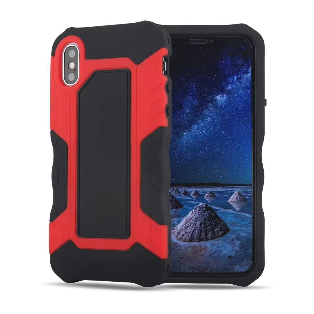 Stand case rubber gum Ergonomica for Samsung Galaxy S10 Blue