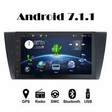 "Bosion 2G + 16GB 9 ""안 드 로이드 7.1 터치 스크린 Autoradio BMW 3 E90 자동차 라디오 오디오 자동차 멀티미디어 GPS Navi"