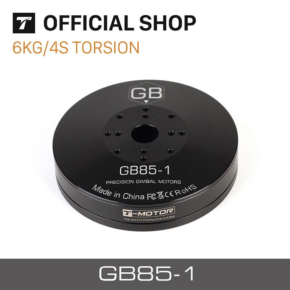 Les meilleurs moteurs de cardan de T-MOTOR de qualité de représentation GB85-1 KV11 pour lavion de RC de photographie