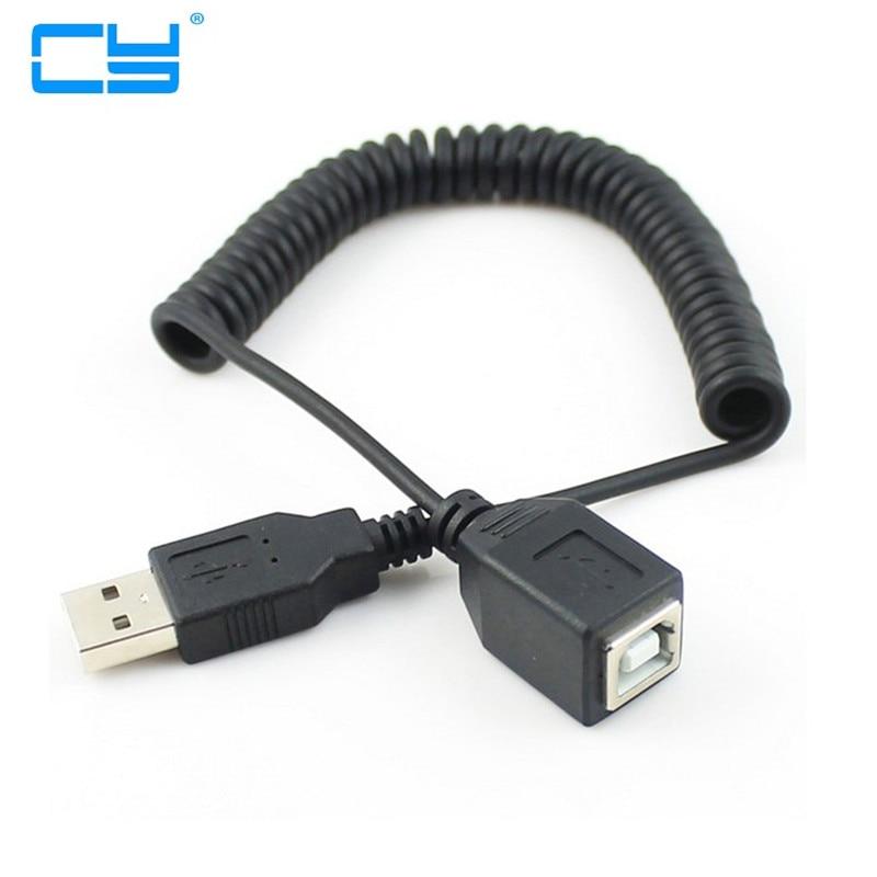 Cable USB 2,0 A Macho para ordenador de escritorio, extensor de tamaño...